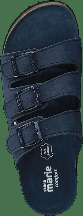 Sandals Kjøp Navy Online Marie Blå Shell Sko Sköna 0qxOHrw0