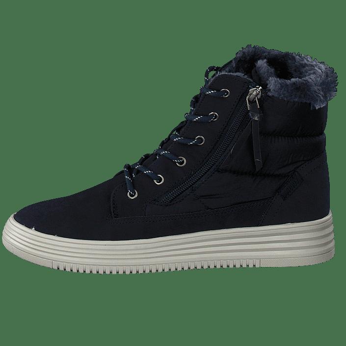 Esprit Sorte Sneakers 60103 Køb 45 Online Sko Bootie Navy Sportsko Og Luni dI1w1q7A