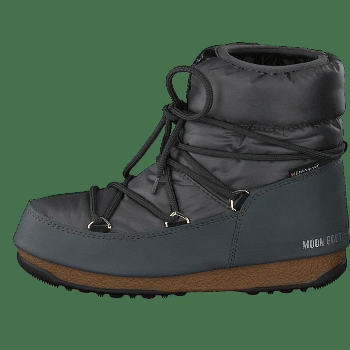Sko Støvler 60103 Online Boot Nylon Moon Rock Low Wp Castle Køb 55 Boots Grå Og CfpxwH8S
