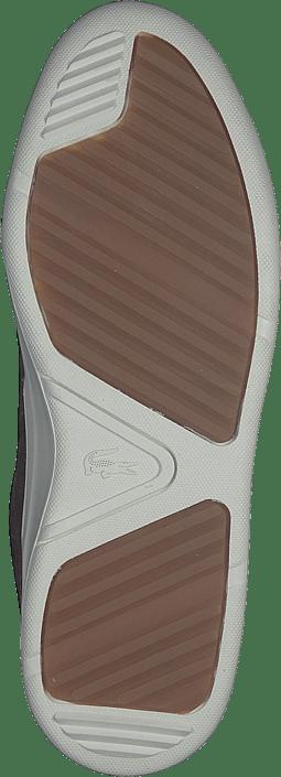 30bfaca3d9dd9 Buy Lacoste Explorateur Classic 318 1 Dk Tan brw purple Shoes Online ...
