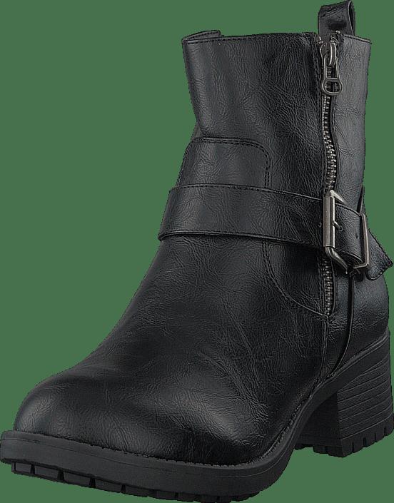 Duffy 86 20011 svart gråa Skor Online