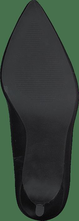 62 97 Black Og Sorte Sko 38560 Duffy Højhælede Pumps Online Køb 60104 AUqRwOPxn