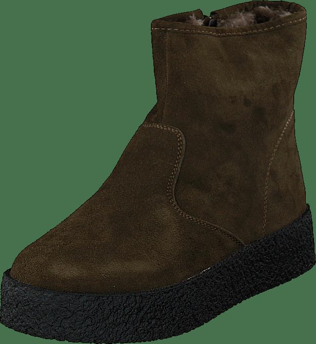 Duffy 71 33002 Khaki bruna Skor Online
