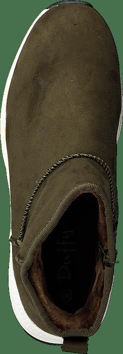 Køb 60104 Og 89 Sko 01650 Boots Duffy Khaki Støvler Online Grønne 84 rwFqr