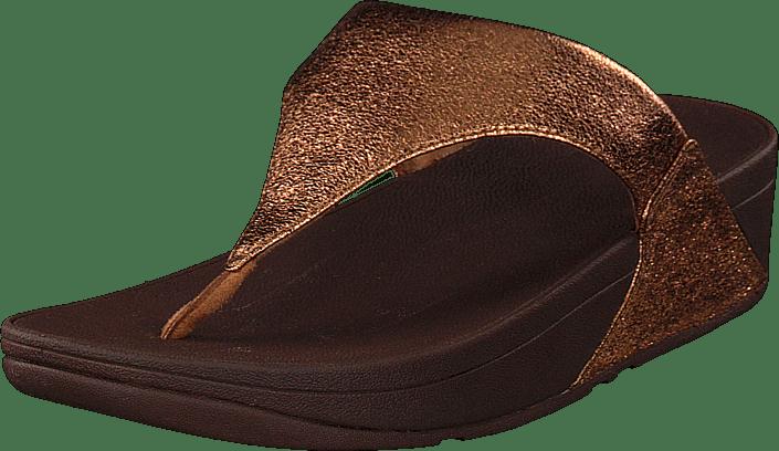 fitflop lulu bronze