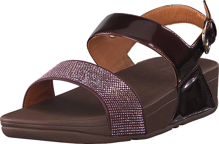 Fitflop - Ritzy Back-strap Sandal Berry