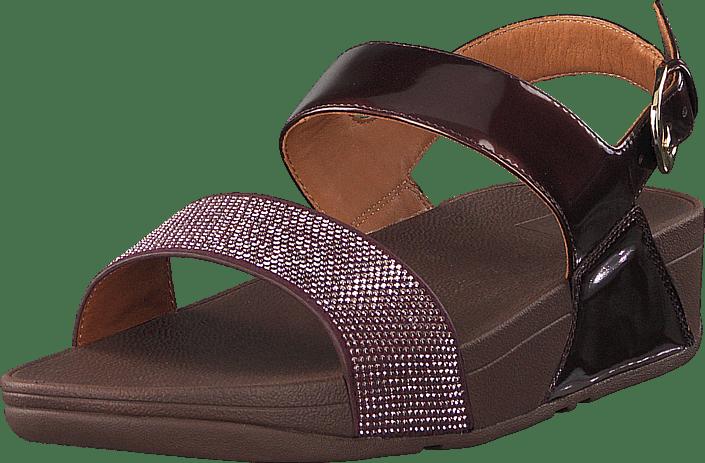 81daca6da Buy Fitflop Ritzy Back-strap Sandal Berry brown Shoes Online ...