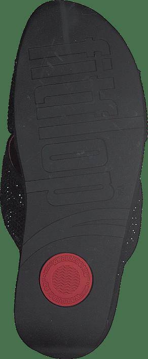 Sko Ritzy Online Kjøp Fitflop Sandals Black Slide Sorte xXC585Uqw