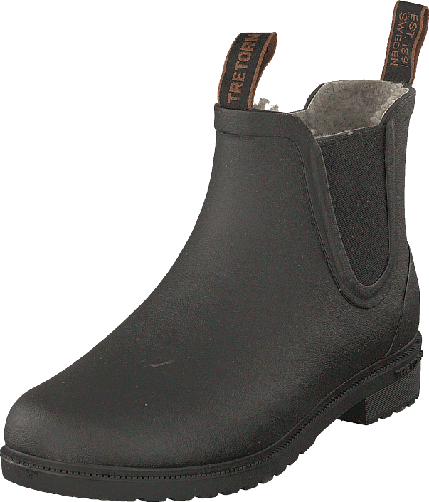 Sko Boots Black 60105 Chelsea Køb Tretorn Støvler Winter Classic Og Grå 27 Online cS8SYIqZ