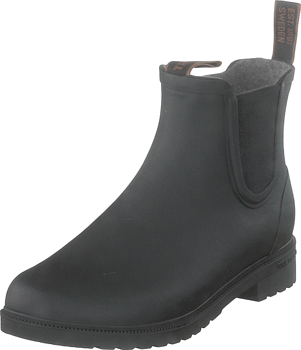 Tretorn - Chelsea Classic Wool Black