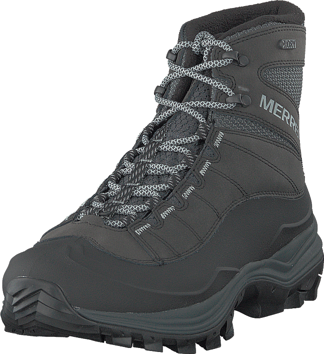 "Merrell - Thermo Chill 6"" Shell Wtpf Black"