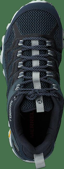dfc80031a461 Buy Merrell Moab Fst 2 Gtx Navy slate blue Shoes Online