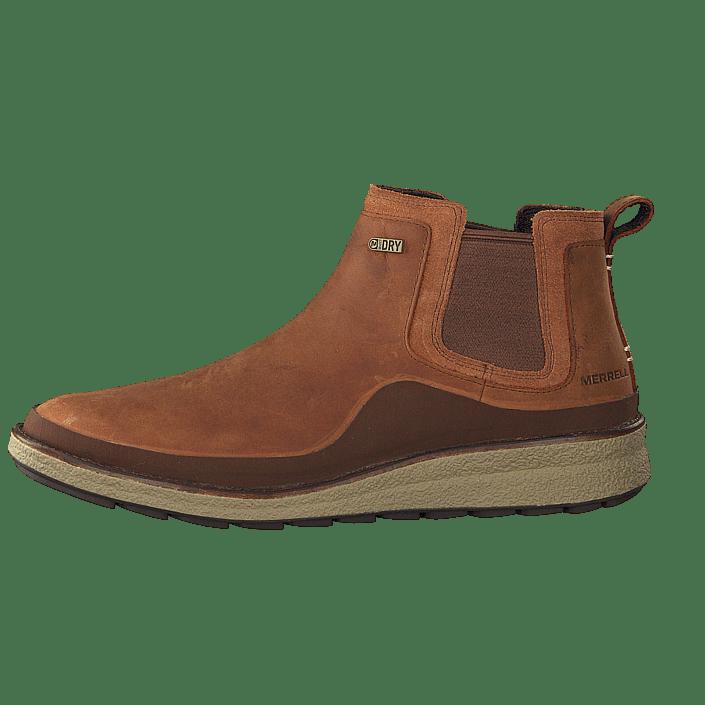Chelsea Online Boots Støvler Caramel Brune Wtpf Og Sko Ezra Merrell 06 Tremblant 60106 Køb qwat68T