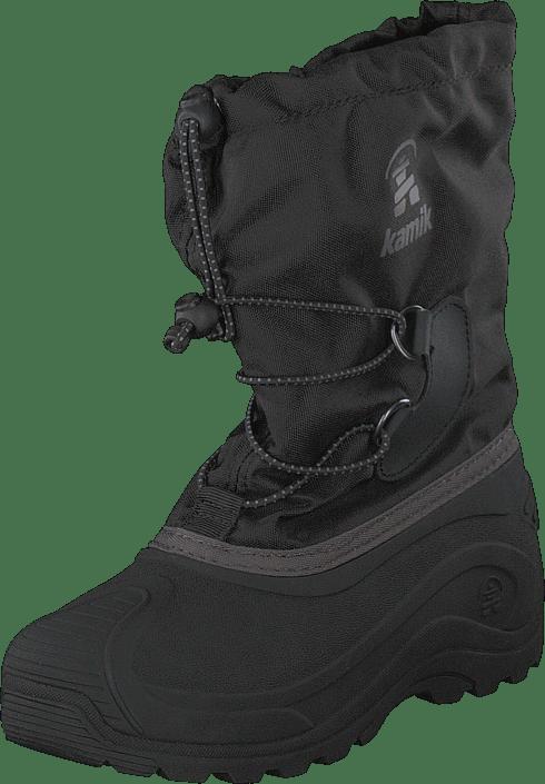 Osta Kamik Southpole4 Black noir mustat Kengät Online  592851f790