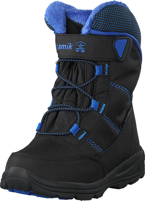 Kamik - Stance Black Blue-noir Bleu
