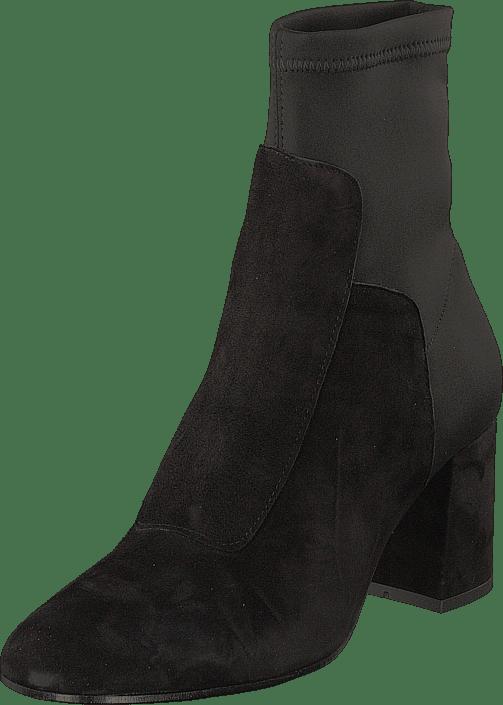 60106 Gardenia Sko Lycra Sorte 46 Suede Black Køb Goat Støvler Talinn Støvletter Online Og 7wxnqRABCd