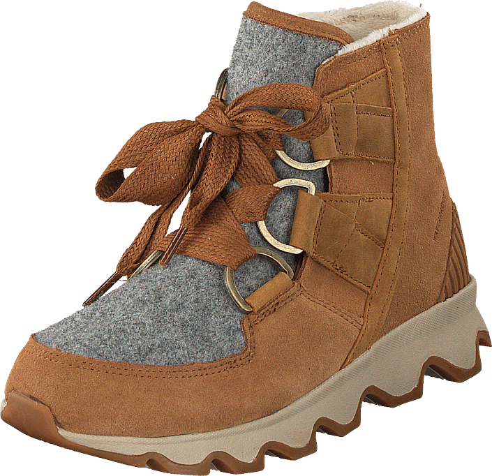 Kjøp Sorel Kinetic Lite Lace Natural Tan sko Online | FOOTWAY.no