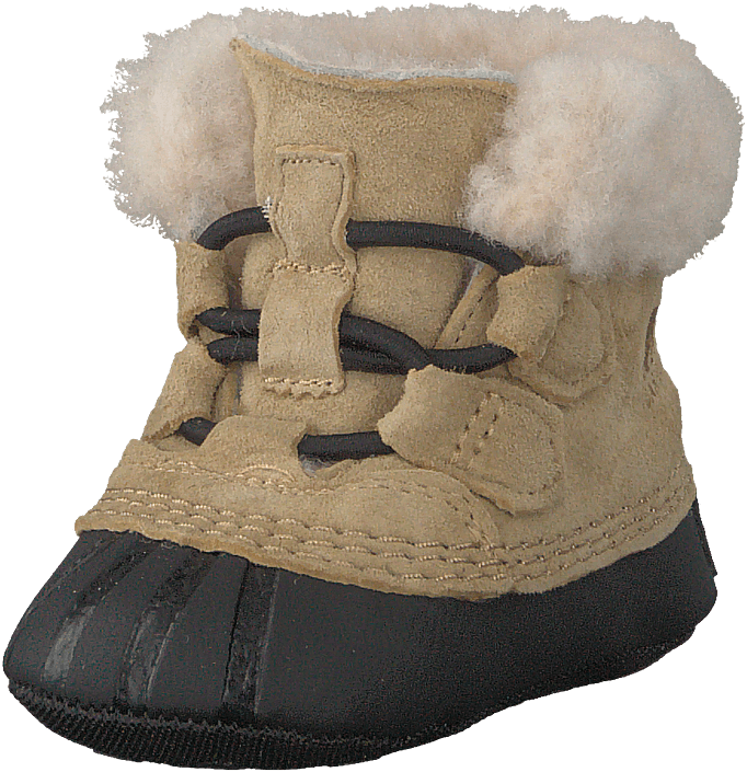 Sorel - Caribootie 373, Curry, Black
