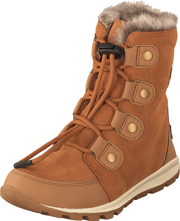 Sorel - Youth Whitney Suede 286 Elk, Natural