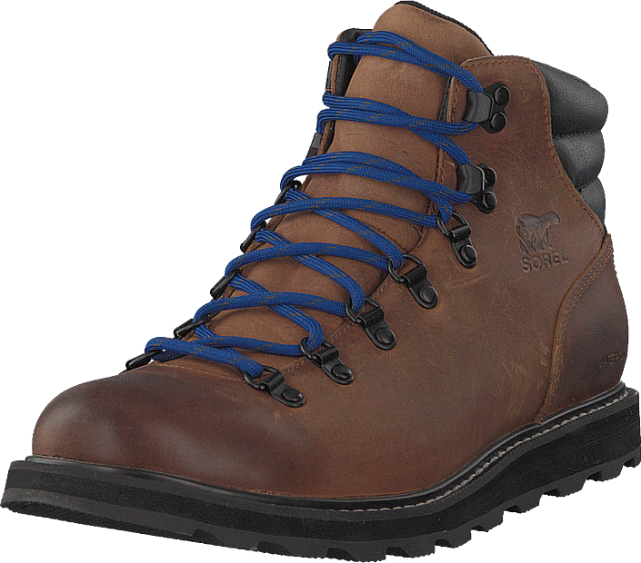Sorel - Madson Hiker Waterproof 286, Elk, Black