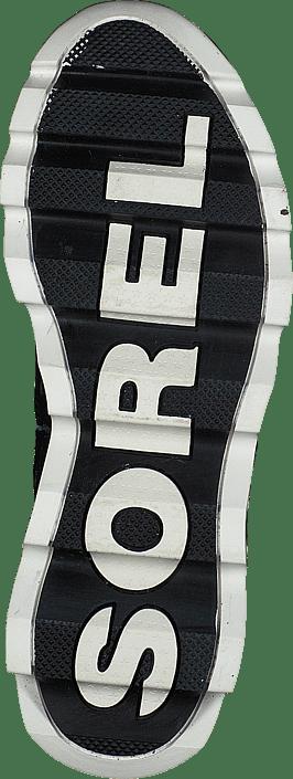 Sorel - Kinetic Short Lace 010, Black, White