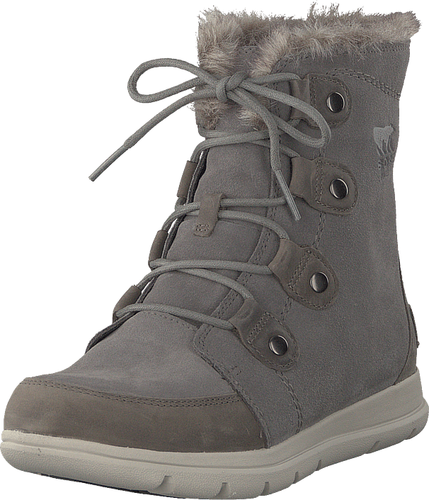 Sorel - Sorel Explorer Joan 052-quarry Black