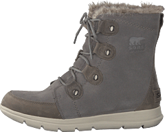Sorel Explorer Joan 052-quarry Black