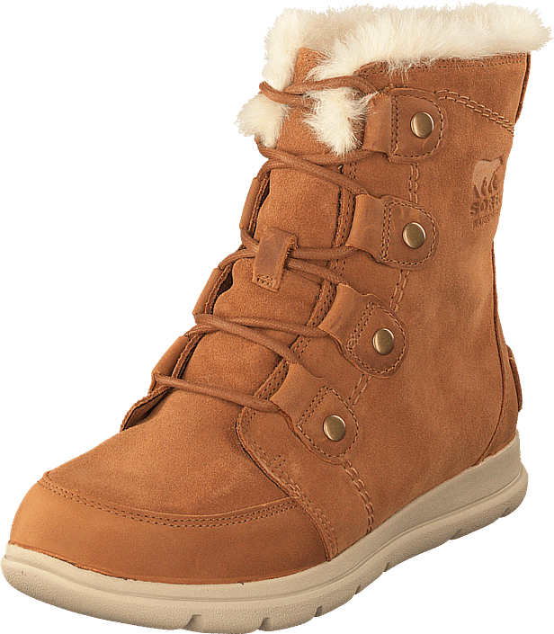 Sorel - Sorel Explorer Joan 224 Camel Brown, Ancient Fossi