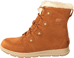 Sorel Explorer Joan 224 Camel Brown, Ancient Fossi