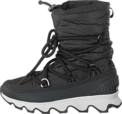 Kinetic Boot 010, Black, White