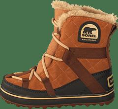 Kjøp Sorel Out N' About Leather 286 Elk sko Online | FOOTWAY.no