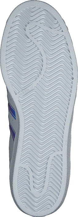 adidas Originals - Superstar J Ftwwht/ftwwht/metsil