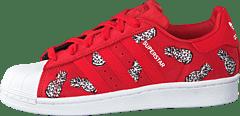 competitive price 9e824 e85eb adidas Originals - Superstar W Scarle scarle ftwwht