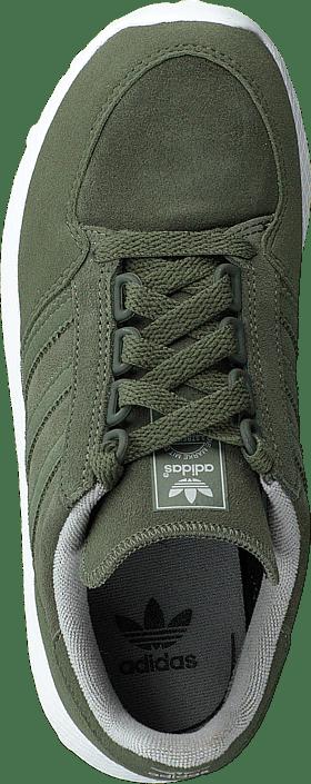 2d2efe6e Køb adidas Originals Forest Grove C Basgrn/basgrn/gretwo grønne Sko ...