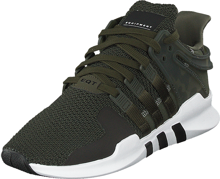 Heren adidas Originals EQT Support ADV Schoenen (FTWR White