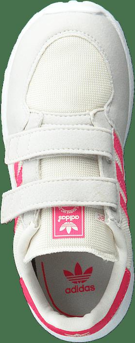 adidas Originals - Forest Grove Cf I Cwhite/reapnk/greone