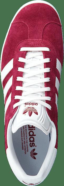 Kjøp Adidas Originals Gazelle Cburgu/ftwwht/goldmt Sko Online