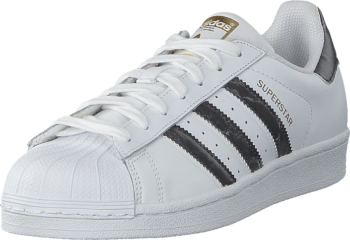 adidas Originals - Superstar Ftwwht/cblack/goldmt