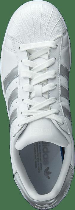 adidas Originals - Superstar W Ftwwht/supcol/gretwo