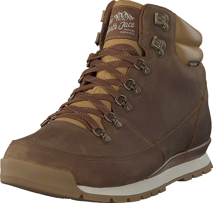 The North Face - M Back-to-berk Redux Leather Dijon Brown/ Tagumi Brown