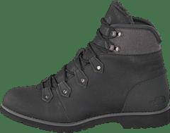 The North Face - W Ballard Boyfriend Boot Tnf Black  Iron Gate Grey 8873e81c04
