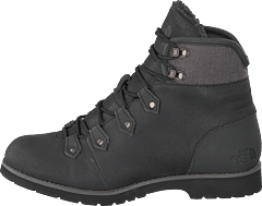 W Ballard Boyfriend Boot Tnf Black/ Iron Gate Grey