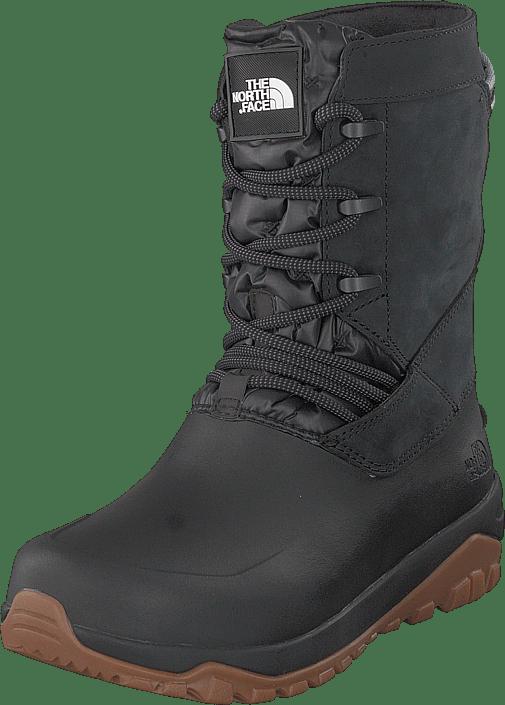 The North Face - W Yukiona Mid Boot Tnf Black