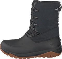 W Yukiona Mid Boot Tnf Black