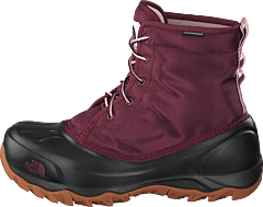 W Tsumoru Boot Fig/ Burnished Lilac