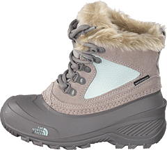 The North Face - Youth Shellista Extreme Foil Grey  Icee Blue fcb853e190