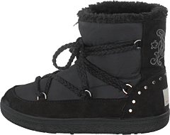 Soft Artic Low Boot Almost Black