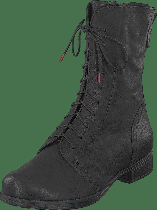 Black Black Black no Grå Kjøp Kjøp Kjøp Kjøp Sko FOOTWAY Online Think Denk E44q7p