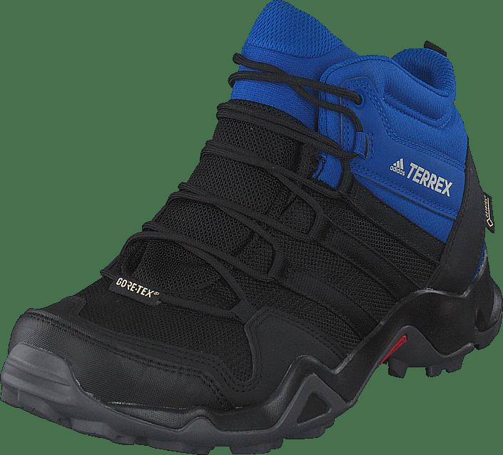 sports shoes b4230 42288 adidas Sport Performance - Terrex Ax2r Mid Gtx Cblack cblack blubea