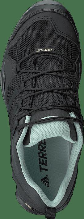 Kjøp Adidas Sport Performance Terrex Ax2r Gtx W Cblack/cblack/ashgrn Sko Online